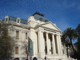 Bellas Artes Museum in Santiago, one of the many places you should visit while in Chile's capital city.