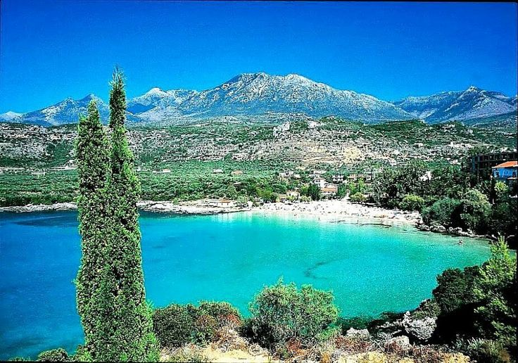 Kardamili Peloponnese