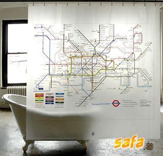 Cortinas de baño super chistosas. | Quiero más diseño