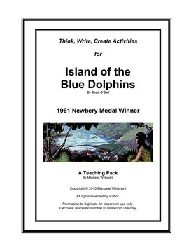 Island of the Blue Dolphins Thinking & Writing Prompts