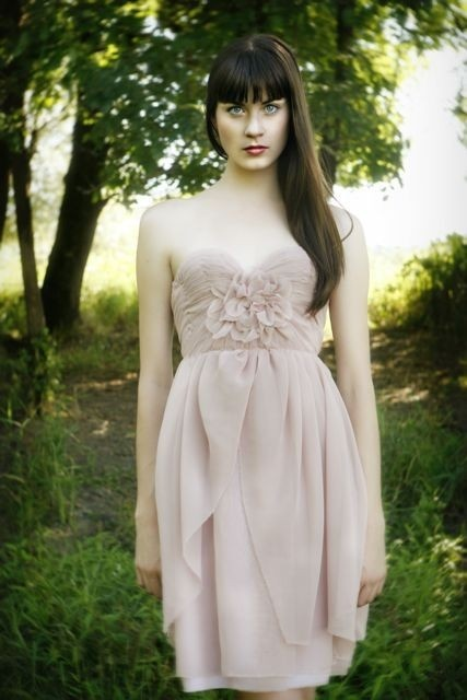 bridesmaid (different color)