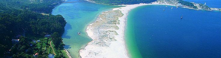 Best beaches Spain, north-west Spain | Islas Cies
