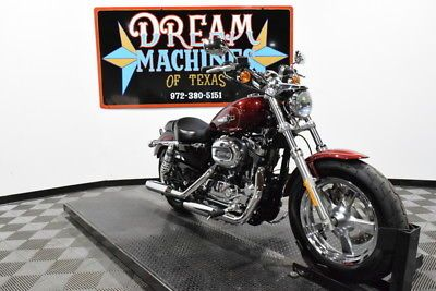 eBay: XL1200C - Sportster 1200 Custom -- Dream Machines of Texas 2016 Harley-Davidson XL1200C - Sportster 1200 Custom 28 #harleydavidson