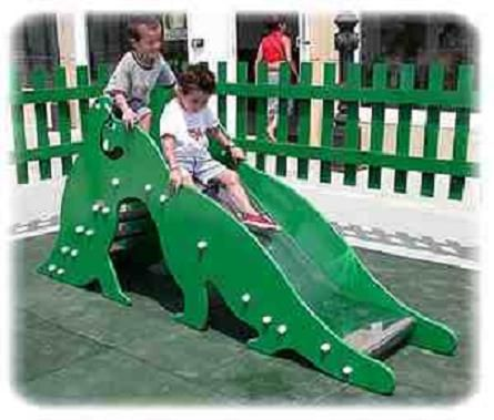 Tobogán pequeño homologado uso público, ASL_214, IndalChess.com Tienda de juguetes online y juegos de jardin