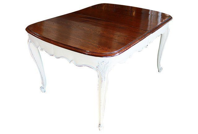 19th-C. French  Dining Table