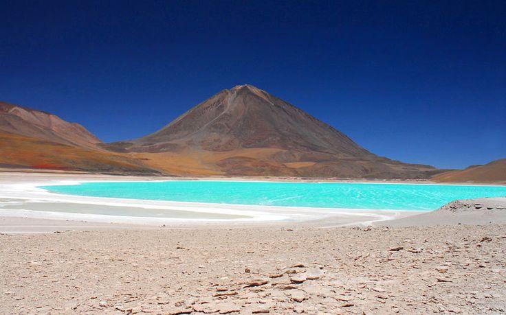 Licancabur, Chile/Bolivia