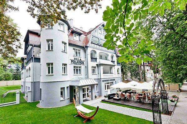 Groupon Travel - Polanica-Zdrój: Elegancka Willa w Uzdrowisku