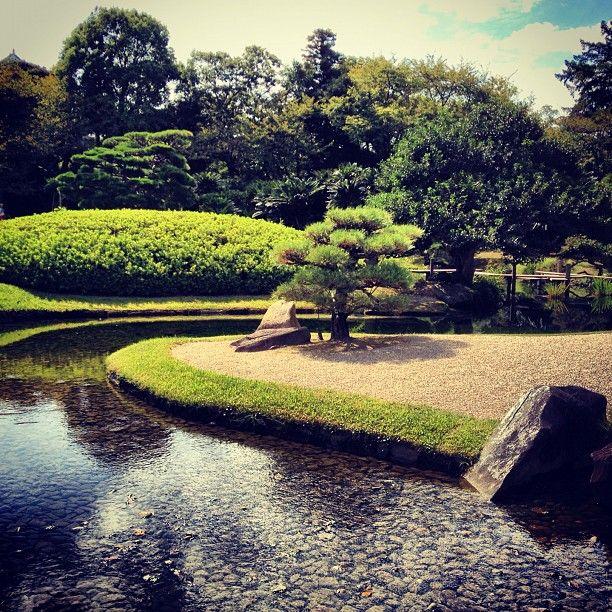 後楽園 (Korakuen) in 岡山県