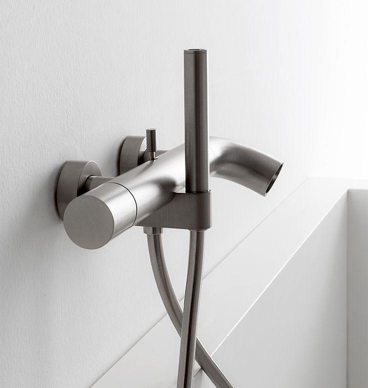 Innovative washbasin mixer: Pop by Rubinetterie Zazzeri