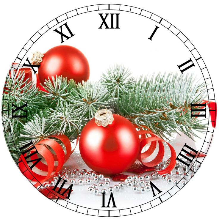 25 Unique Xmas Clock Ideas On Pinterest Christmas Dyi