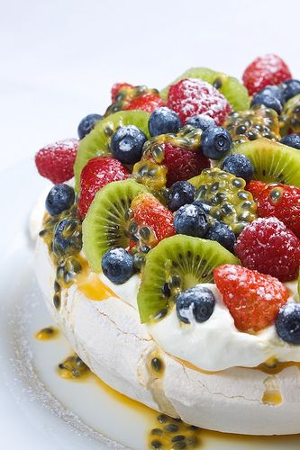 The Great Australian Pavlova