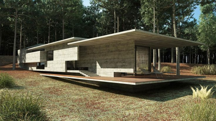 #architecture : Casa Bosque by Besonias Almeida Arquitectos | HomeDSGN