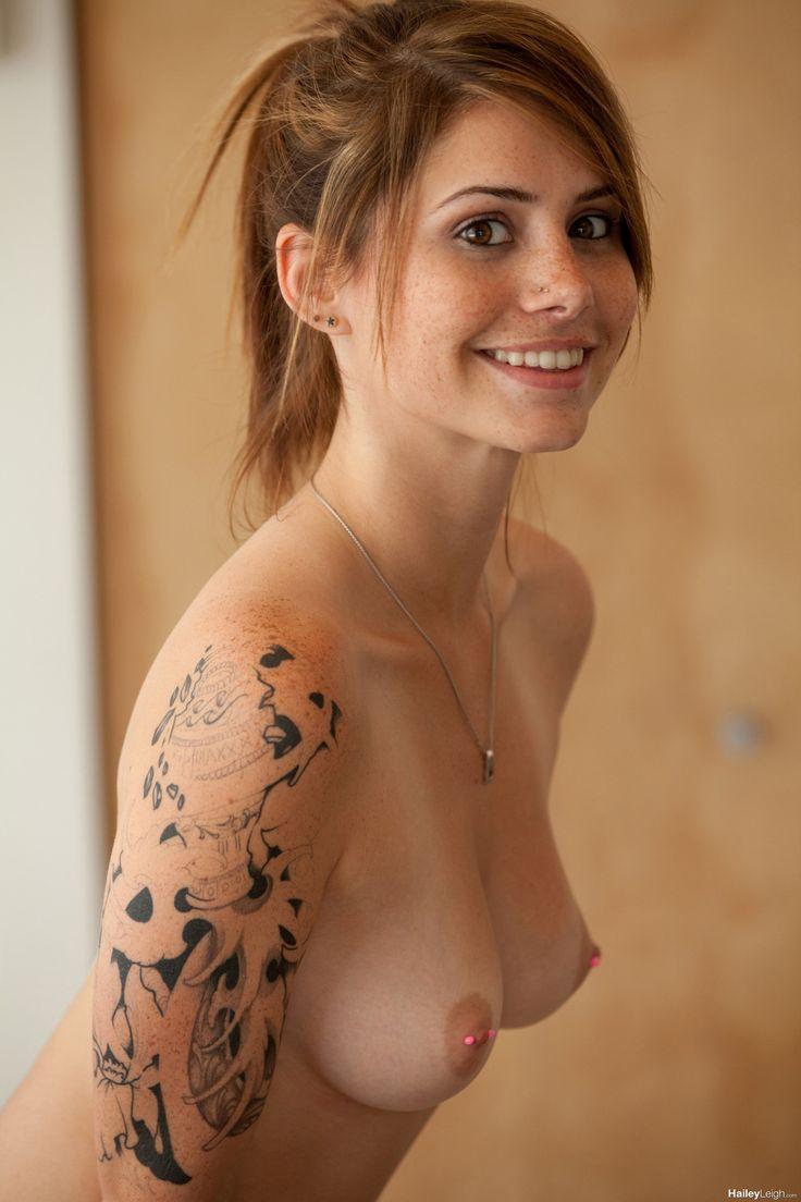 tattooed redhead naked richmond