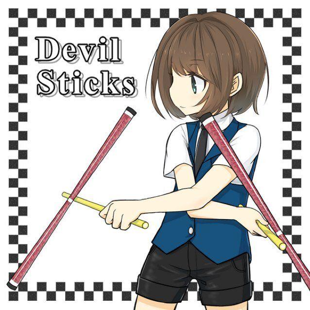 2 devilstix