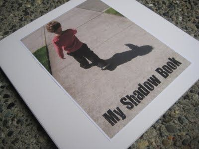 Shadow Stories!  This is a creative way to teach your kiddos about shadows.
