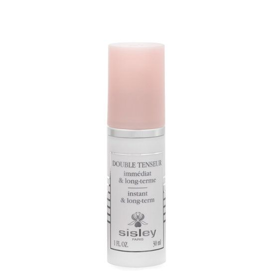"""<p>Double Tenseur, a powerful lifting, priming skin care with botanical extracts, contains the best of Sisley key ingredients to act on the skin's surface and in-depth. It delivers results that are instantly visible as well as a long-term skin care action. Its moisturizing, ultra-sensorial and fresh gel texture with its """"second skin"""" priming effect helps foundation last longer, while allowing skin to breathe.</p> <p>30 ml / 1 oz</p>"""