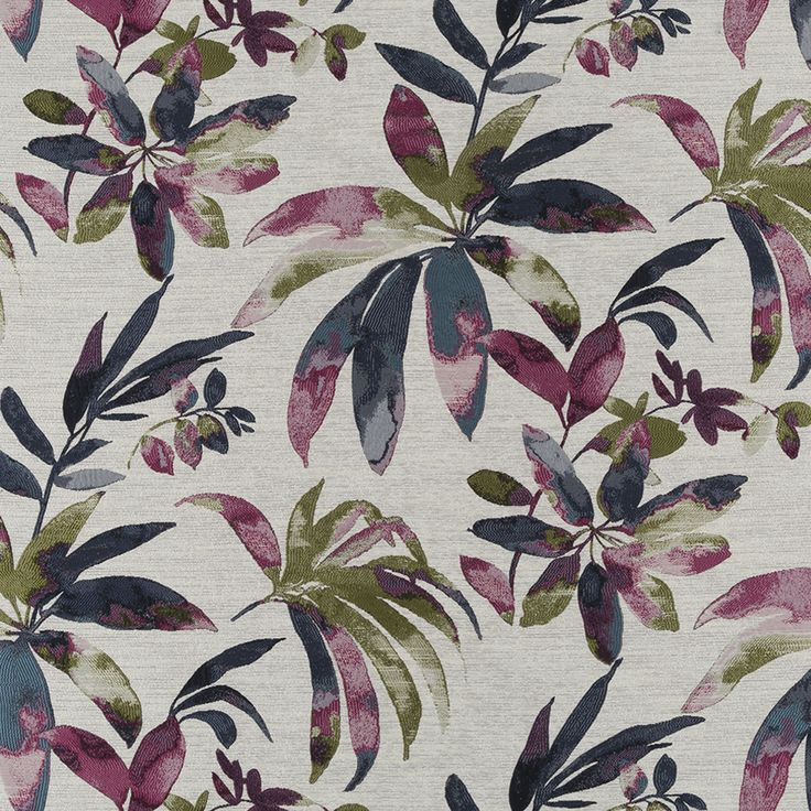Robert Allen Drenched Color fabric Apriori in Beet #fabric #design #upholstery