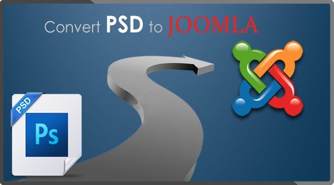 PSD to Joomla Theme Designer