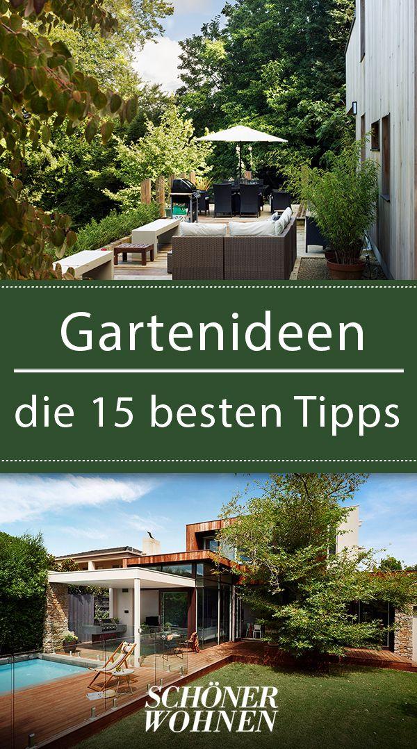 Gartenideen Unsere Besten Tipps Garten Ideen Garten Gartengestaltung