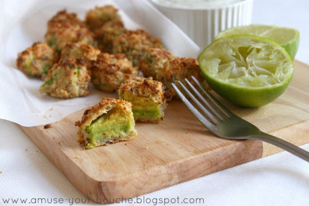 Avocado Poppers | 32 Avocado Recipes That Aren't Served On Toast