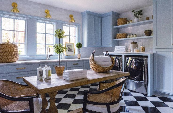 These Next Level Laundry Rooms Belong In The Limelight Not The