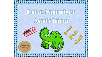 Do your students love dinosaurs? Here's a great way to incorporate number skills!Included:Dinosaur cards with numbers from 1-20Dinosaur Egg cards with ten frames from 1-20This can be played as a memory/matching game. Have the students mix up the cards flip them all upside down.