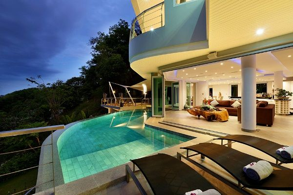 A Combination of Luxury and Elegance at Villa Beyond in Phuket, Thailand