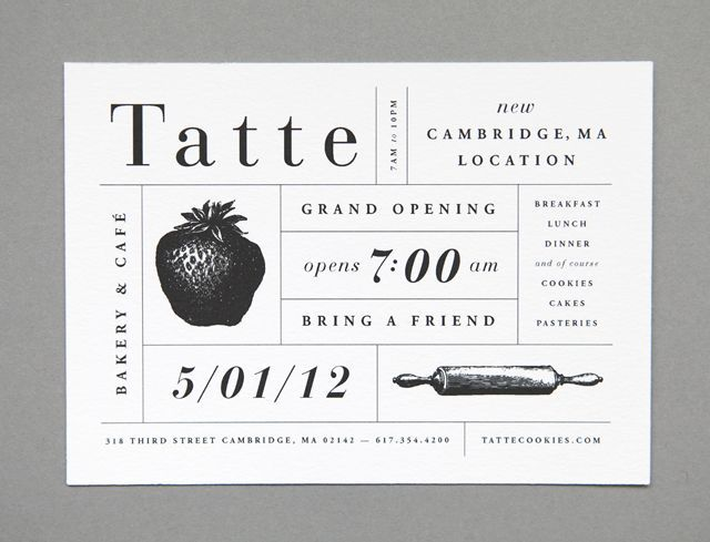 Designing With Black And White 50 Striking Examples For Your Inspiration Vintage Logo DesignBusiness PostcardsBusiness