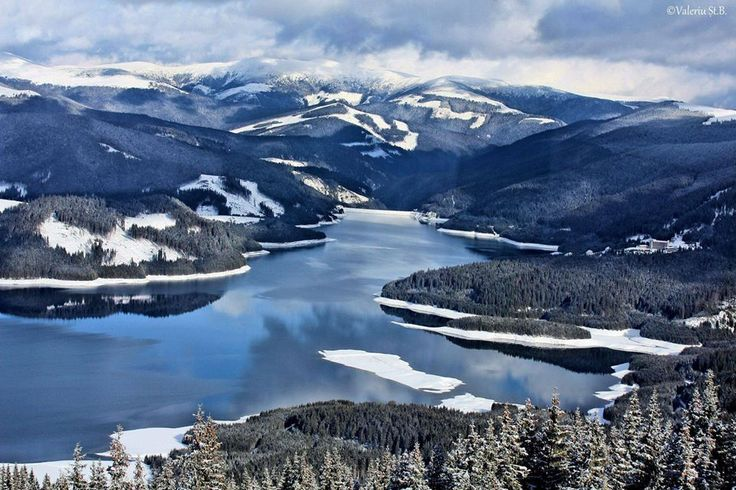 lacul vidra-valcea
