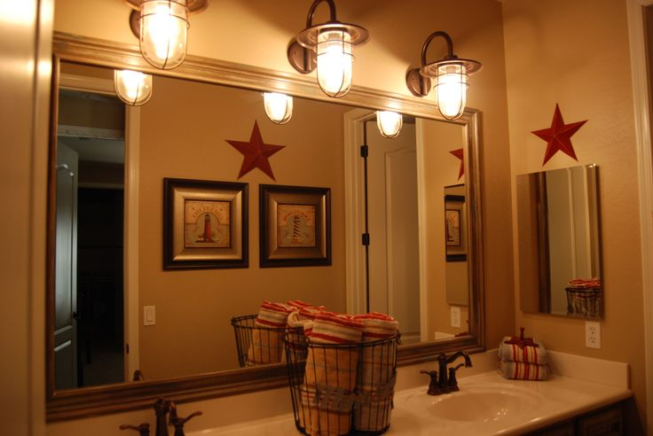 Best 25+ Nautical Bathroom Mirrors Ideas On Pinterest