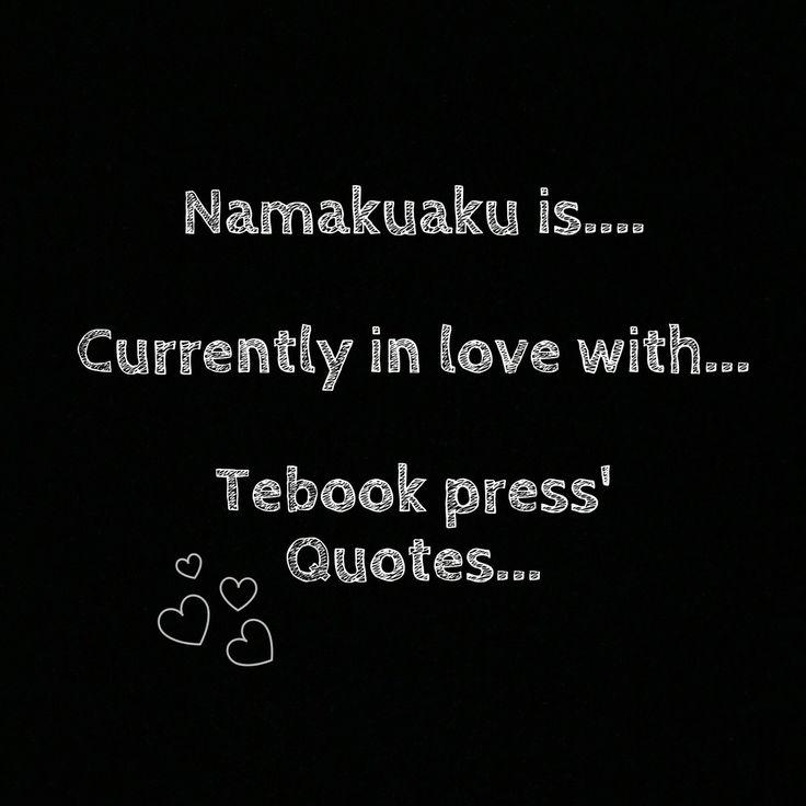 Hello Tebook!