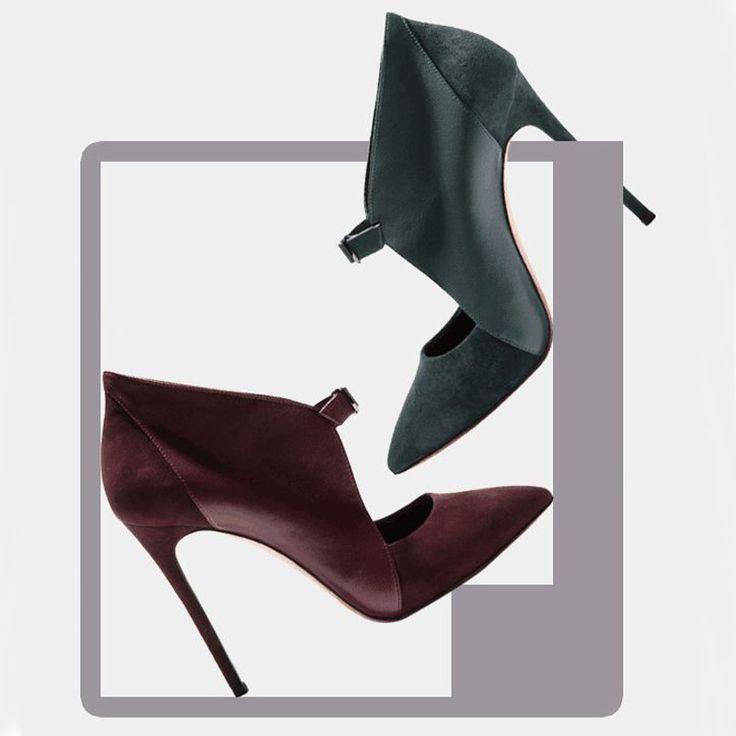 Eleganza fascino delle donne tacchi alti fibbia a spillo punta a punta scarpe da donna moda in pelle scamosciata Splice pompe degli alti talloni(China (Mainland))
