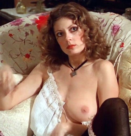 Susan sarandon oral sex