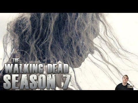 NEW The Walking Dead Season 7 Pics!  Sanctuary! Cryptic Pics Breakdown