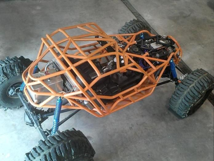 jimmy smith rock crawler bouncer buggy | The Fabrication ...