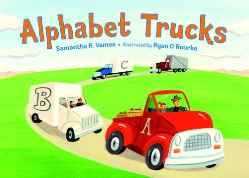 Everyone's heard of a tow truck. And a pickup truck. An ice-cream truck? Of course! But what about a quint truck? A lowboy truck? A knuckle-boom truck? Readers will learn about these kinds of trucks—and many more—while learning the alphabet in ALPHABET TRUCKS. cattailchronicles.com