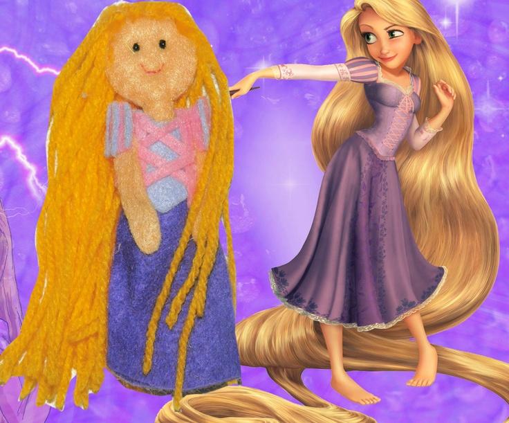 Rapunzel      12 cm