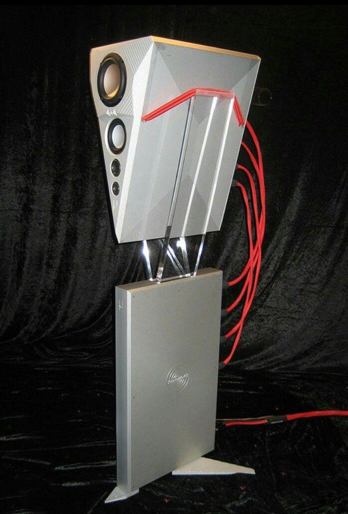 Omega audio concepts speaker