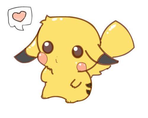 Render Pokemon - Renders Chibi Pikachu Pokemon
