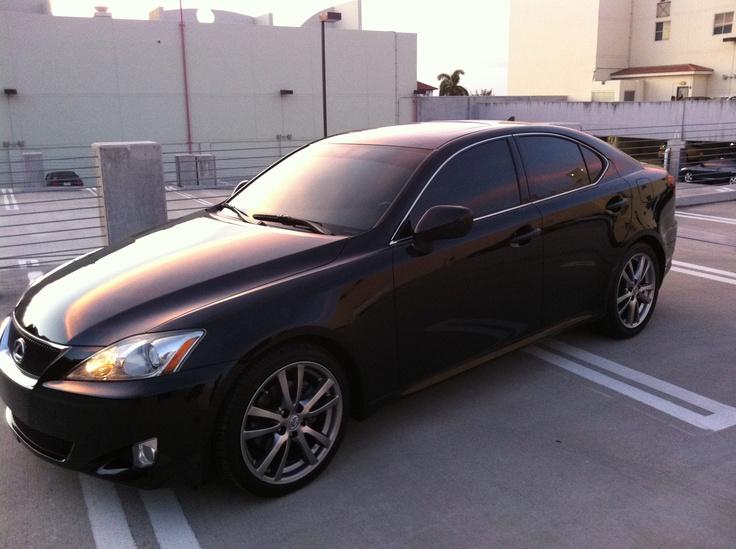 Lexus IS250 sssswwwweeeetttt! Things that go