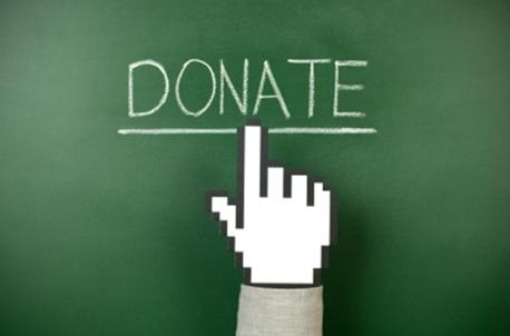 New technologies for giving (online donations) #crowdfunding