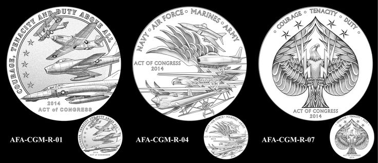 American Fighter Aces awarded Congressional Gold Medal