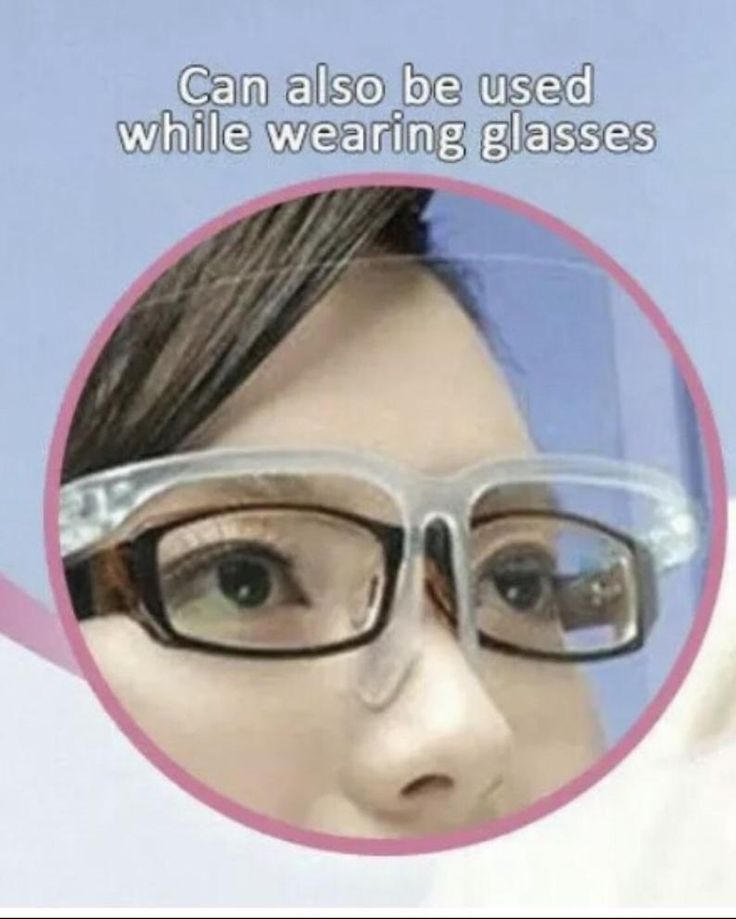 3pack to 100pack of face shield protective shield clear