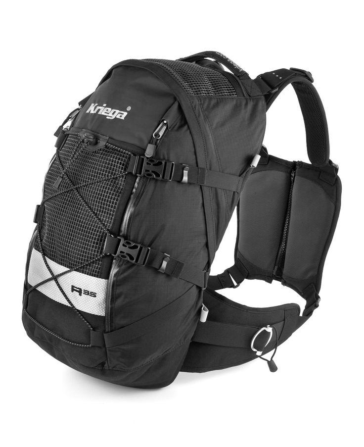 Kriega R35 motorcycle backpack