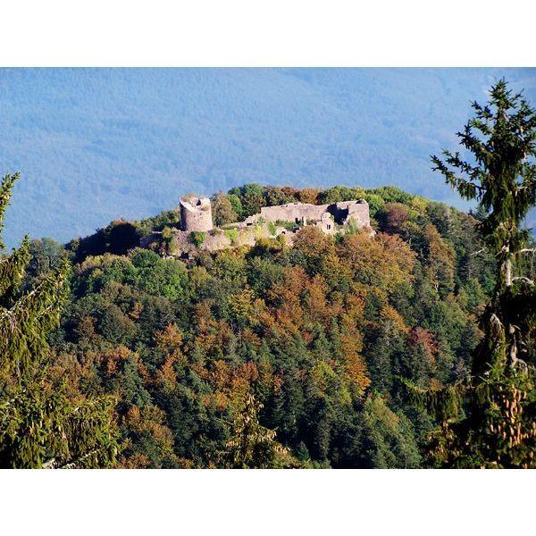 Château du Frankenbourg - La Vancelle