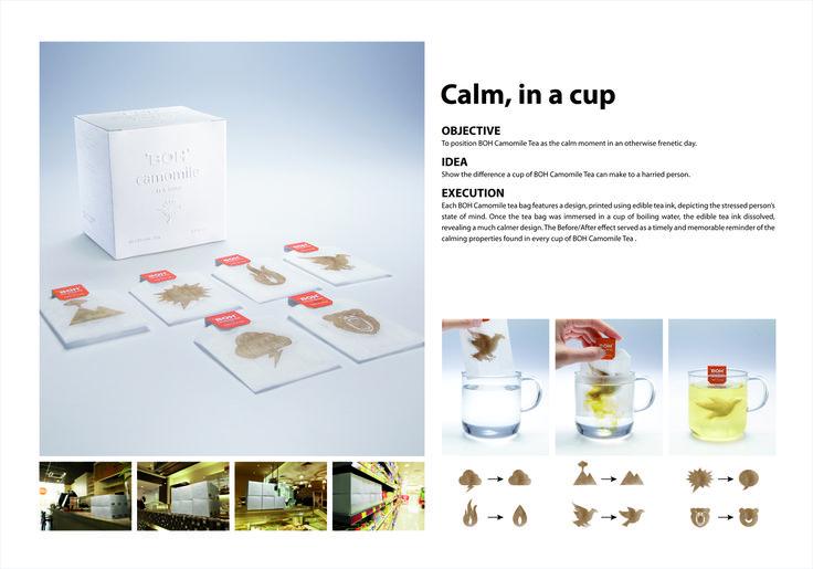 Boh Camomile Tea: Calm Tea Bags