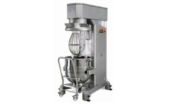 Batedeira planetária industrial / Industrial planetary mixer / Batidora…
