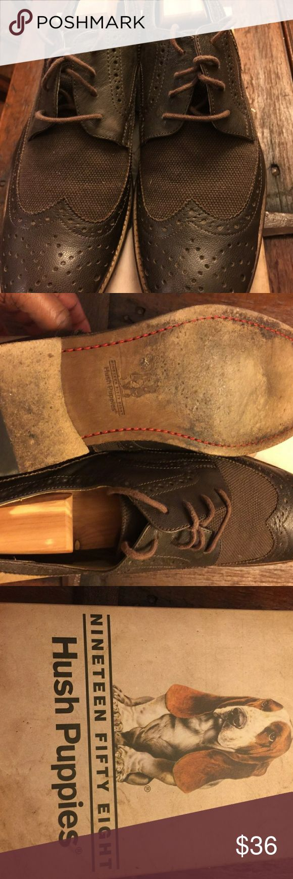 Hush Puppies men's shoes 10.5 In good used condition; size 10.5 Hush Puppies Hush Puppies Shoes