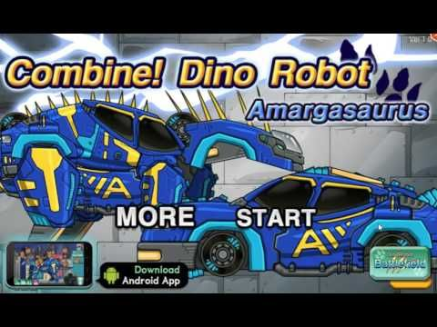 Dino Robot Amargasaurus - Puzzle Games - Free Online Games - Best sound on Amazon: http://www.amazon.com/dp/B015MQEF2K -  http://gaming.tronnixx.com/uncategorized/dino-robot-amargasaurus-puzzle-games-free-online-games/