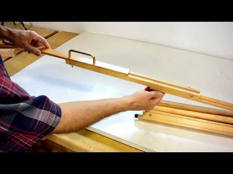 My wooden tripods - YouTube